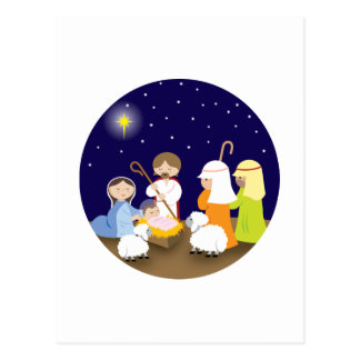 Nativity of the Lord Postcards