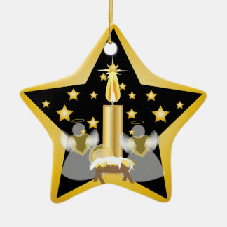 Nativity Ornament-Customize Christmas Ornament