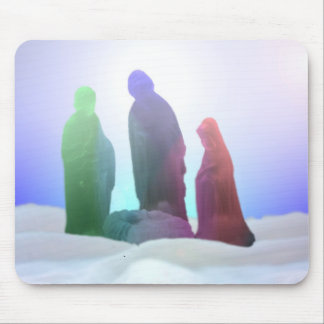 Nativity Radiance Mouse Mat