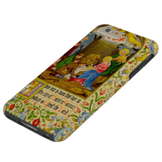 Nativity   Unto you is born this day Tough iPhone 6 Plus Case