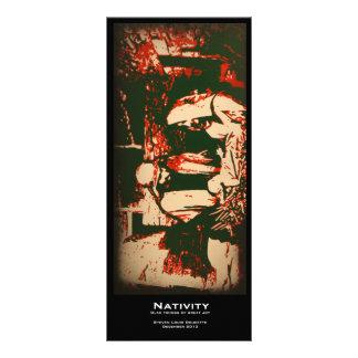 """Nativity"" Value Bookmarks Rack Card"