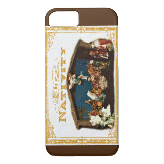Nativity  Vintage Christmas iPhone 7 Case