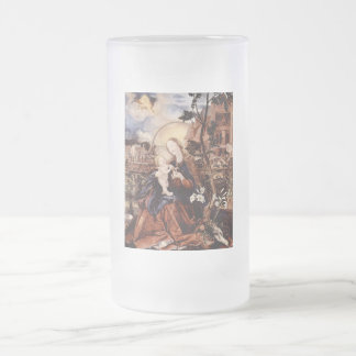 NATIVITY WITH WHITE LILLES - MAGIC OF CHRISTMAS MUGS
