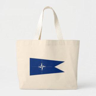 NATO Flag Canvas Bag