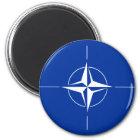 Nato Flag Magnet