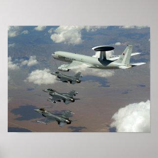 NATO Flight Poster