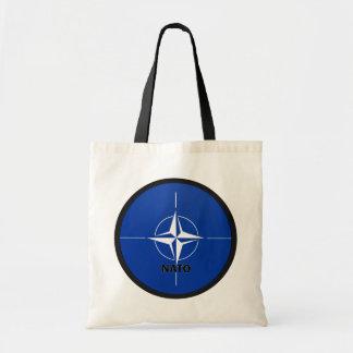 Nato Roundel quality Flag Tote Bag
