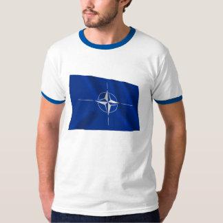 NATO Waving Flag T-Shirt