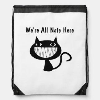 Nats Drawstring Bag