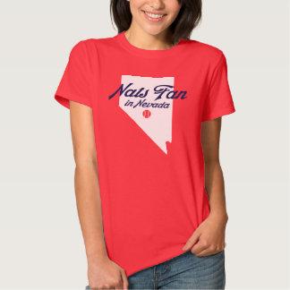 NATS Fan in NV Shirt