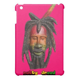 Natty Dread Rastafari iPad Case - Red