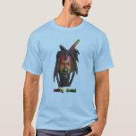 Natty Dread Rastafari Shirt