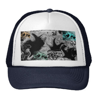 NATURAL APPROACH TRUCKER HAT