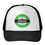 Natural Atheist Hats