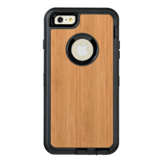 Natural Bamboo Wood Grain Look OtterBox iPhone 6/6s Plus Case
