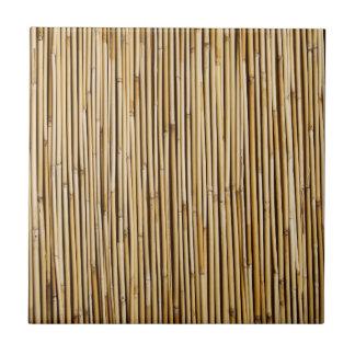 Natural Bamboo Zen Background Customized Template Tile