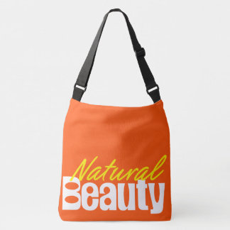 Natural Beauty Cross-Body Tote Bag