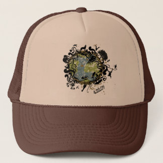 Natural Beauty - Preserve It! Trucker Hat