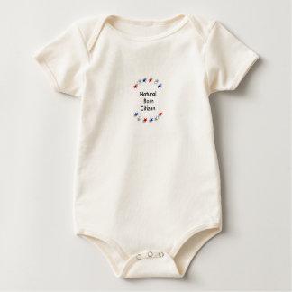 Natural Born Citizen Baby Bodysuit
