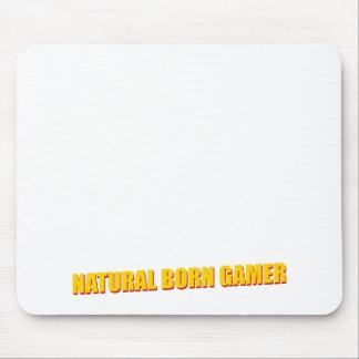 Natural Born Gamer Mouse Pad