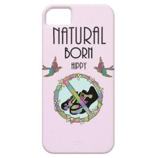 Natural Born Hippy iPhone 5 Case