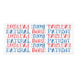 Natural Born Patriot Rack Cards
