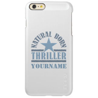 Natural Born Thriller custom cases