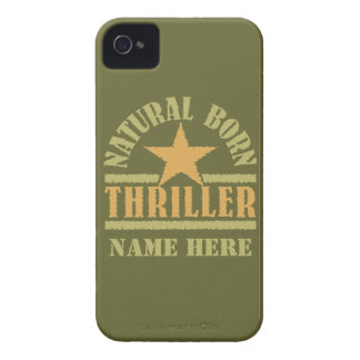 Natural Born Thriller custom iPhone case