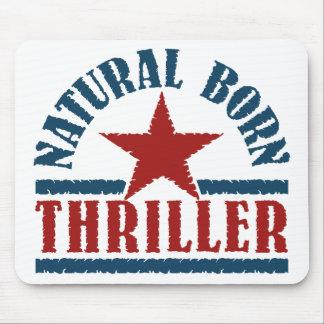 Natural Born Thriller custom mousepad