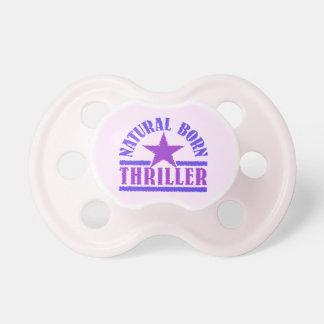 Natural Born Thriller custom pacifier