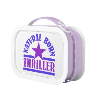 Natural Born Thriller lunch box
