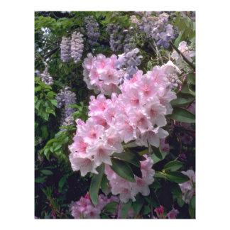 Natural Bouquets 21.5 Cm X 28 Cm Flyer
