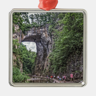 Natural Bridge Christmas Ornament