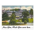 Natural Bridge, Virginia Postcard