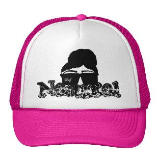 Natural Chica Snapback Trucker Hats
