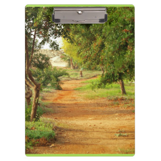 natural  collection clipboard