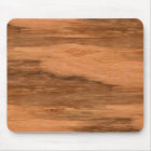Natural Eucalyptus Wood Grain Look Mouse Mat