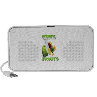 Natural Fruit Freshness iPod Speaker