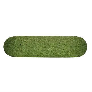 Natural green grass Skateboard