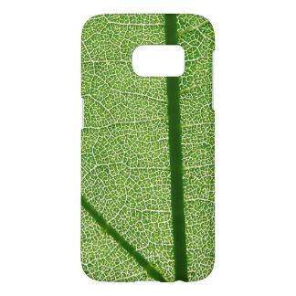 Natural Green Leaf Close Up