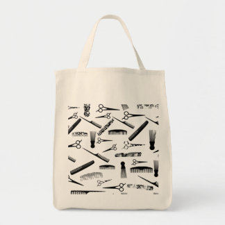 Natural Hair Fashion Tote Bag