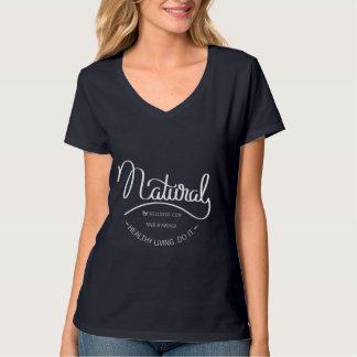 Natural - Healthy Living Tshirt