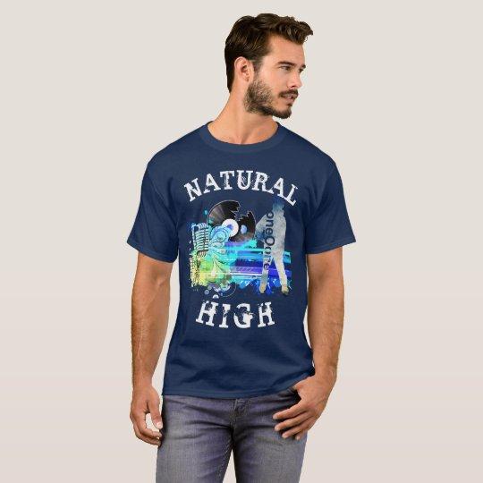 Natural High (Music) T-Shirt