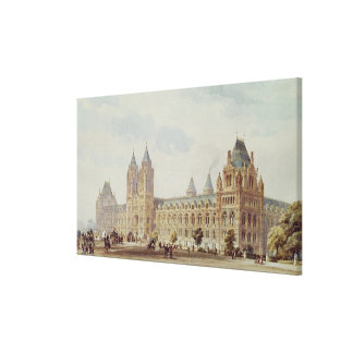 Natural History Museum Canvas Print