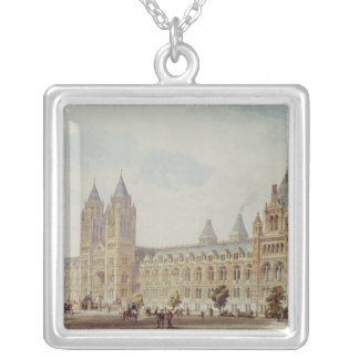 Natural History Museum Silver Plated Necklace