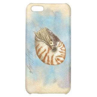 Natural History Nautilus Case For iPhone 5C