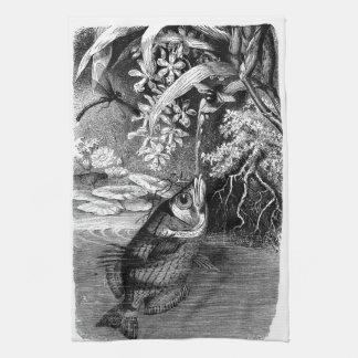 Natural History Print Towel