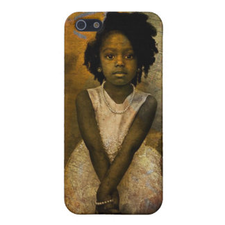 """""""Natural Innocence"""" Girl iPhone Case Case For iPhone 5/5S"""