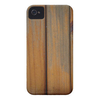 Natural knotted wood panel iPhone 4S case cover