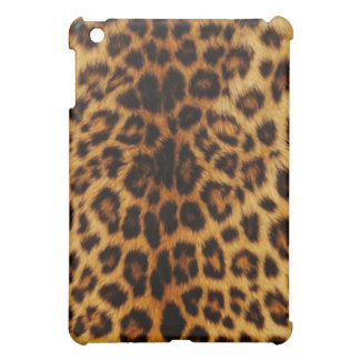 Natural Leopard Spots Cover For The iPad Mini